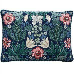 Beth Russell  Compton Cushion (blue) - Tapestry Kit