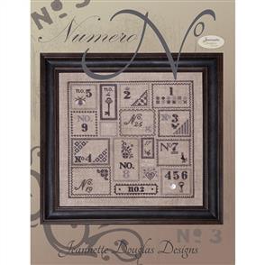 Jeannette Douglas Designs - Numero