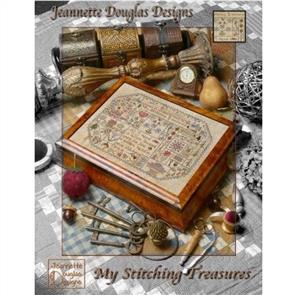 Jeannette Douglas  Designs - My Stitching Treasures