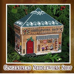 The Victoria Sampler  Gingerbread Needlework Shop