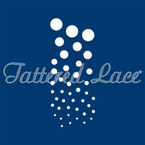 Tattered Lace  Die - Cascading Bubbles