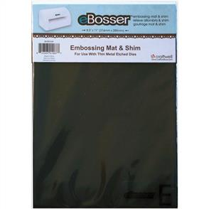 "Craftwell Embossing Mat & Magnetic Shim - 8.5""x12"""