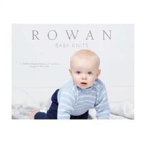 Rowan  Books - Baby Knits