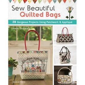 Search Press Sew Beautiful Quilted Bags : 28 Gorgeous Projects