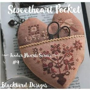 Blackbird Designs  Sweetheart Pocket