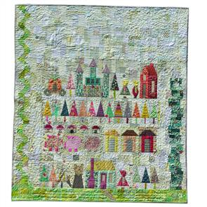 Jen Kingwell That Fairy Tale Quilt - Quilting Pattern Booklet