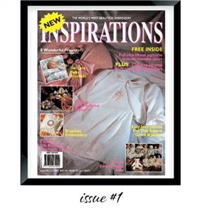 Inspirations Magazine - Issue 1