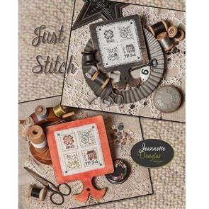 Jeannette Douglas Designs - Just Stitch