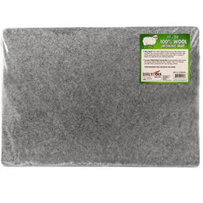 """Precision  Felted Wool Ironing Mat - 17"""" x 24"""""""