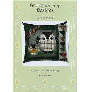 Georgina Jane Designs Olive and Olivia