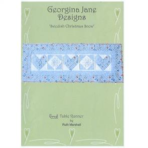 Georgina Jane Designs Swedish Christmas Snow