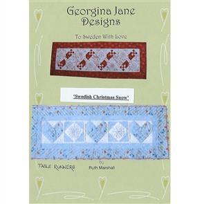 Georgina Jane Designs To Sweden With Love