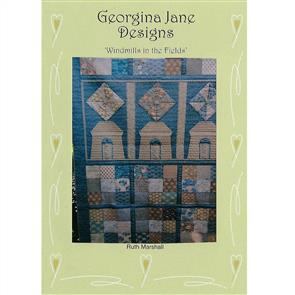 Georgina Jane Designs  Windmills in the Fields