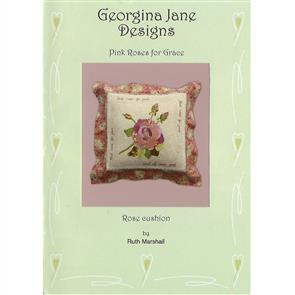 Georgina Jane Designs Pink Roses for Grace