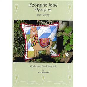 Georgina Jane Designs Liani Llama