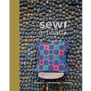 Kaffe Fassett 's Sew Artisan - Book