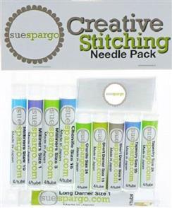 Sue Spargo Creative Stiching Needle Pack