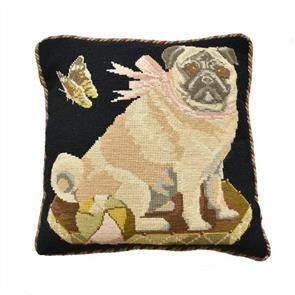 Elizabeth Bradley Tapestry Kit - Toby the Pug