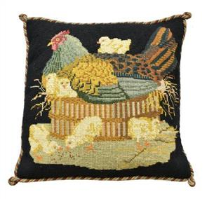Elizabeth Bradley Tapestry Kit - The Mother Hen