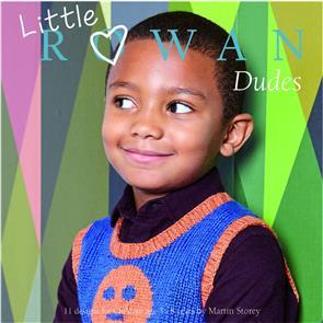 Rowan  Books - Little  Dudes