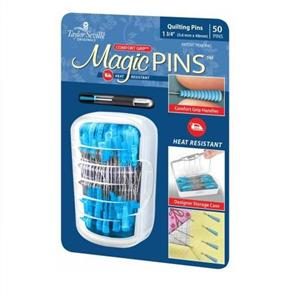 Taylor Seville  Magic Pins - Quilting Pins - 50pc