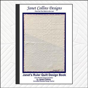 Westalee  Janet Collins Ruler Design Book