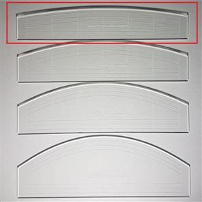 """Westalee  - Curve & Straight Rule 1 6"""" LS"""