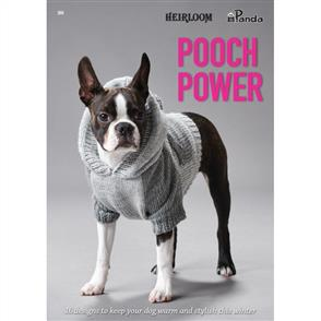 Heirloom Knitting Pattern Booklet - Pooch Power