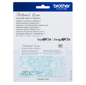 Brother  - Tattered Lace Pattern Collection 1