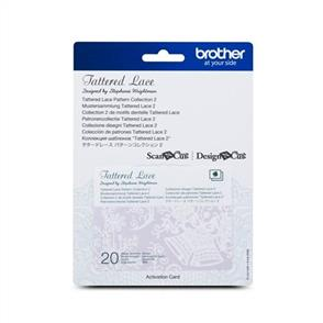 Brother  - Tattered Lace Pattern Collection 2