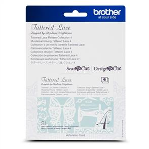 Brother  - Tattered Lace Pattern Collection 4