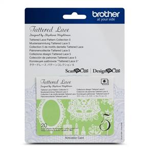 Brother  - Tattered Lace Pattern Collection 5