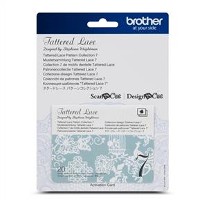 Brother  - Tattered Lace Pattern Collection 7