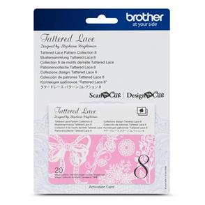 Brother  - Tattered Lace Pattern Collection 8
