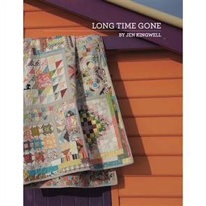 Jen Kingwell  Long Time Gone Booklet