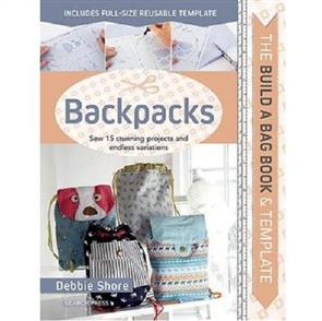 Search Press The Build a Bag Book: Backpacks : 15 Projects