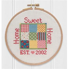 Home.Stitch.Ness Home Sweet Home - Cross Stitch Chart