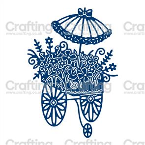 Tattered Lace  Dies - Flower Cart