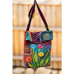 Wendy Williams  Pattern - Boho Bag