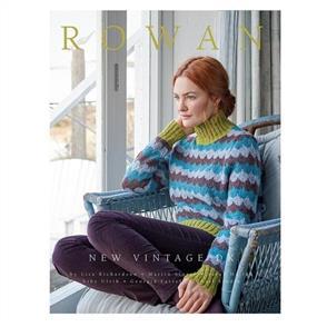 Rowan  Book - New Vintage DK