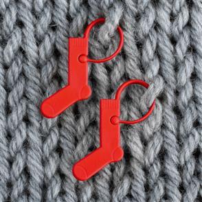 Addi addiMarker Sock Stitch Markers (set of 6)