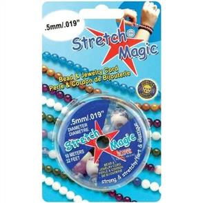 Pepperell Stretch Magic Bead & Jewelry Cord 0.5mm x 10m