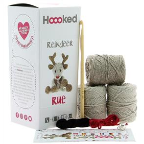Hoooked  Reindeer Rue Yarn Kit