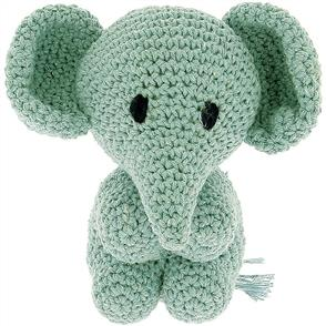 Hoooked Elephant Mo Yarn Kit