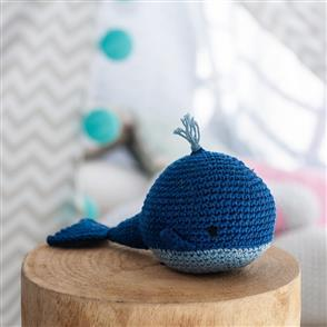 Hoooked  Whale Pepper Yarn Kit