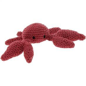 Hoooked Crab Toby Yarn Kit
