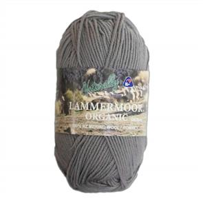 Naturally  Lammermoor Organic Wool 8 ply
