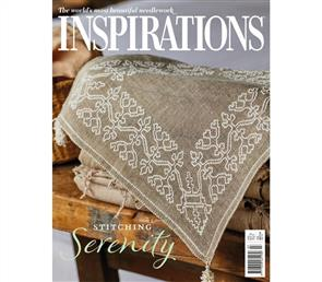 Inspirations Issue 107 - Stitching Serenity