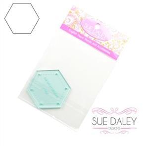 Sue Daley Template - Hexagon