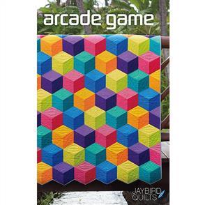 Jaybird Quilts  Arcade Game - Quilt Pattern